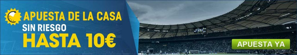 apuesta sin riesgo william hill