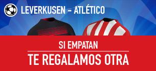 Promo Champions Sportium Leverkusen - Atlético