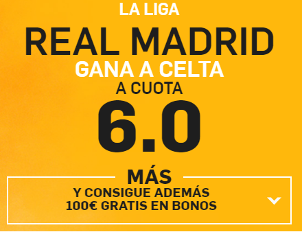 supercuota real madrid