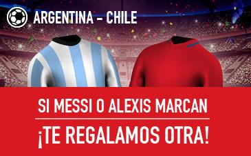 Mundial Sportium Argentina Chile