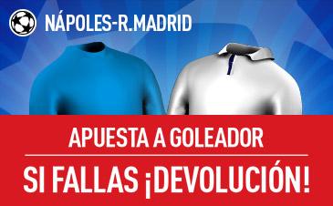 Napoles Real Madrid Devolución Sportium