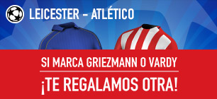Sportium Champions Liecester Atlético Regalo