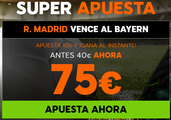 Superapuestas 888sport R Madrid