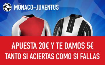Sportium Champions Monaco Juventus