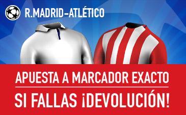 Sportium Champions RMadrid Atletico