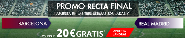 Suertia promo recta final la liga