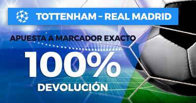 Paston Tottenham - Real Madrid