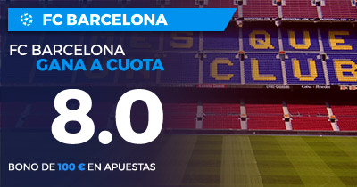 Supercuota Paston Champions FC Barcelona