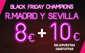 Supercuota Wanabet R. Madrid vs Sevilla