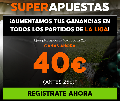 888sport Supercuotas para la Liga