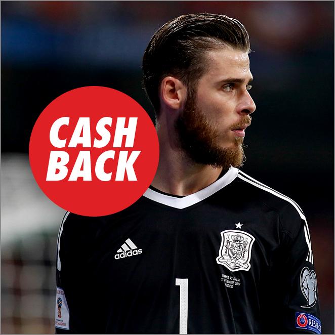 Circus Alemania vs España Cashback!
