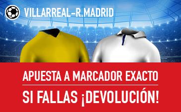 Sportium la Liga Real Madrid devolución