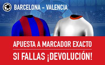 Barcelona - Valencia Sportium