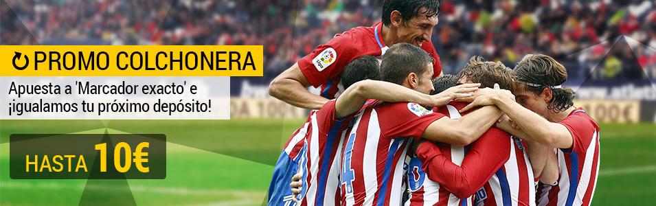 Bwin Real Madrid - Atlético de Madrid Marcador Exacto