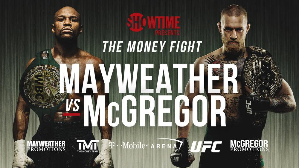 Boxeo Mayweather vs McGregor