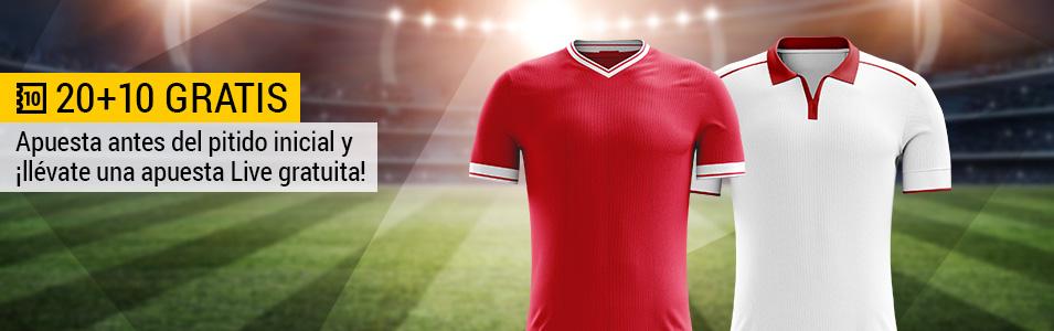 Bwin Champions League Sevilla - Liverpool 20+10