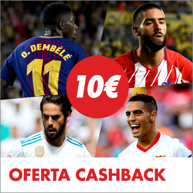 Circus Champions League 10€ cashback
