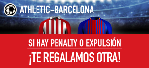 sportium la liga athletic barcelona