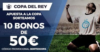 Paston Copa del Rey sorteo 10 bonos de 50€!