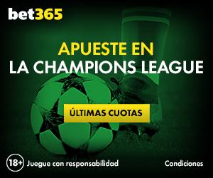 bonos de apuestas bet365 champions league cuotas apuestas