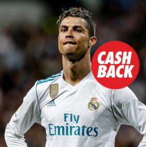 bonos de apuestas Circus Champions League Bayern - R. Madrid cashback