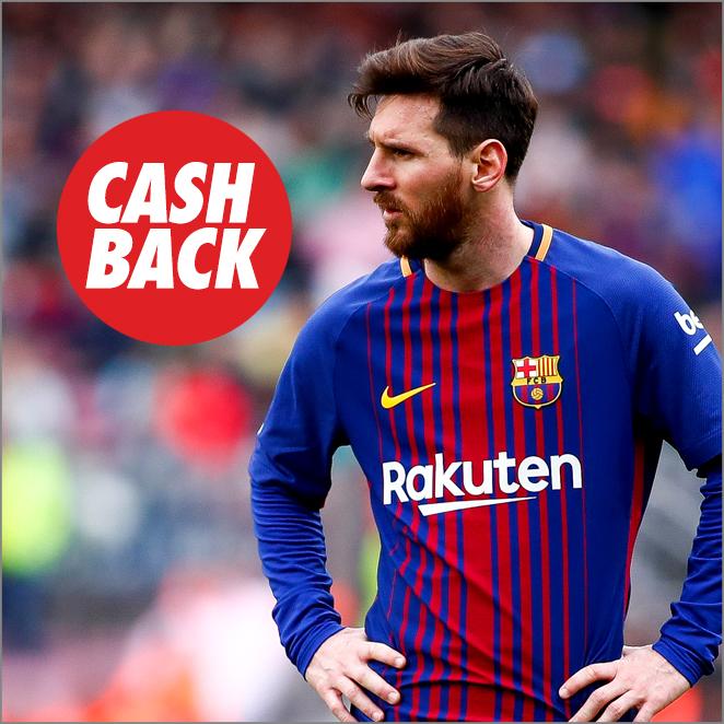 bonos de apuestas Circus Final Copa del Rey Barcelona vs Sevilla devolución hasta 25€