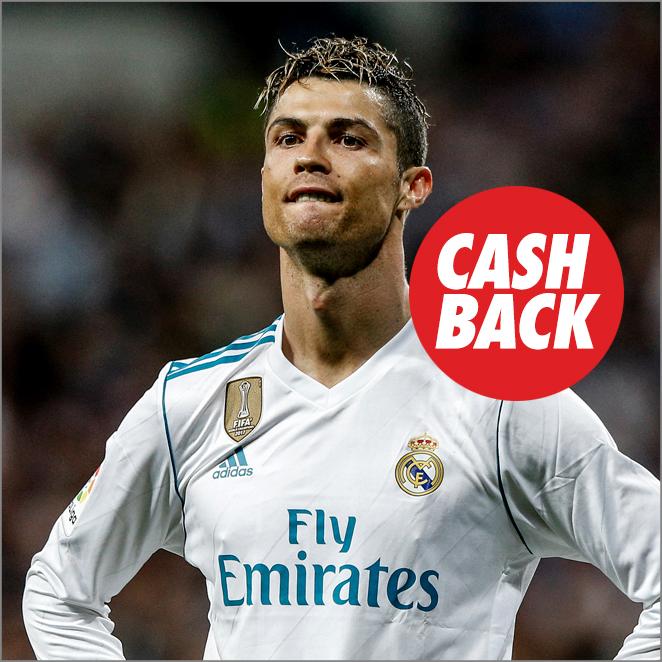 bonos de apuestas Circus Semifinal Champions League R. Madrid - Bayern Cashback