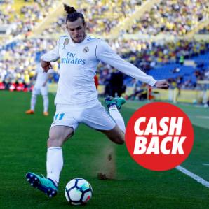 Bonos de Apuestas Circus la Liga Real Madrid - Atletico de Madrid cashback