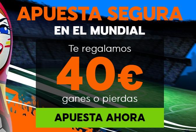 888sport Supercuota Mundial España Apuesta Segura