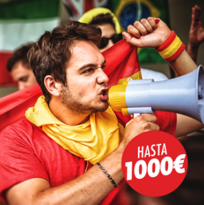 bonos de apuestas Circus Mundial 1000€ en Abonos!